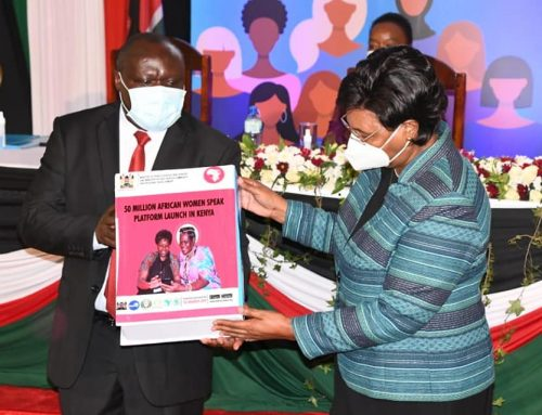 EAC Launches the 50 Million Platform in Kenya