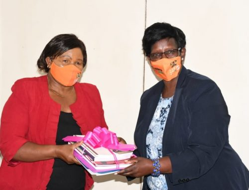 Induction of the Newly Appointed Chief Administrative Secretary for Gender